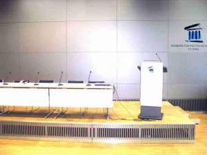 Seminarraumtechnik und Konferenzraumtechnik von Sponton
